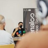 BIENAL l Rueda de prensa. Presentación del nuevo director © Óscar Romero