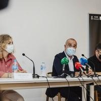 BIENAL l Rueda de prensa. Presentación del nuevo director de la Bienal, Chema Blanco© Óscar Romero