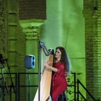 Ana Crismán - Soníos del arpa negra