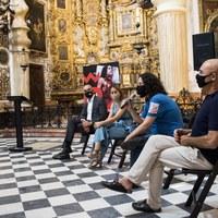 Presentación programación Iglesia de San Luis - El diálogo como identidad