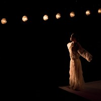 Archivo Fotográfico Bienal de Flamenco © Fotógrafa: Claudia Ruiz Caro / Rocío Molina y Rafael Riqueni - Uno