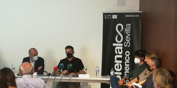El nuevo director de la Bienal de Flamenco esboza su modelo de gestión para la muestra